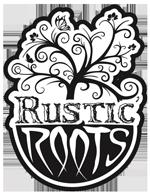 Rustic Roots | Wood River, IL Logo